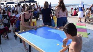 Bari, apre il 'villaggio del mare': giochi ed eventi per 10mila cittadini