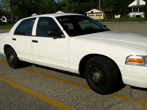 Ford Crown Victoria Police Interceptor P YouTube - 2003 crown victoria