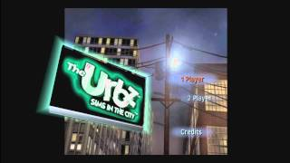 The Urbz Sims in the City Menu Music