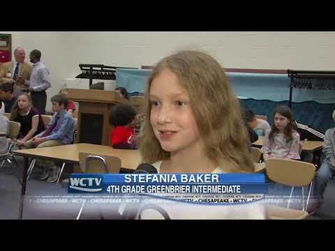 Mock City Council for Greenbrier Intermediate Students
