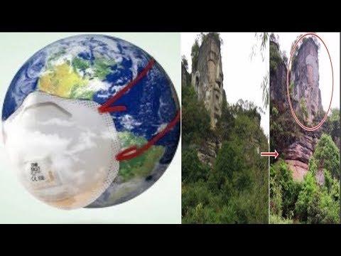 Trung Quốc Dùng Xi Măng 'lắp Phẳng' Mặt Tượng Phật Trên Vách Núi Chẳng Ngờ Báo ứng Ngay Lập Tức