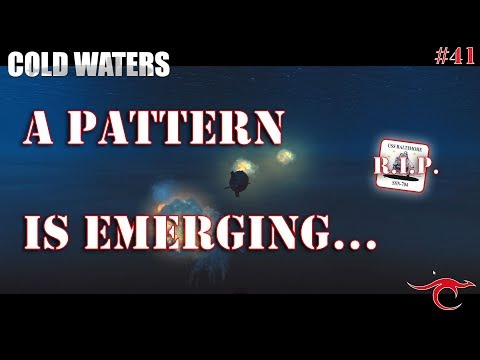 Cold Waters Ep.41 - An Emerging Pattern...
