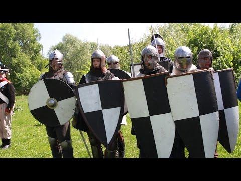 Рыцари против скаутов. Видеоканал Образолов. Ролик 9.
