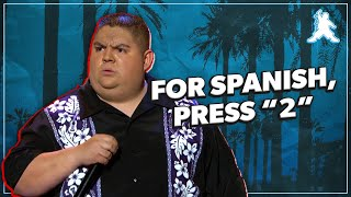 "For Spanish, Press ""2"" 