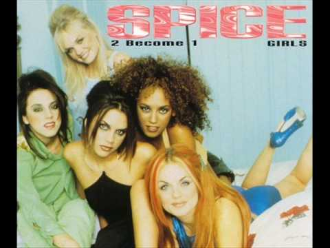 Spice Girls  2 Become 1 Male Version