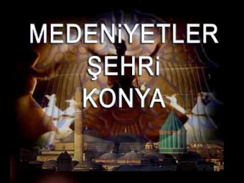 Medeniyetler Şehri Konya video, Seyfi Suna, Konya video, Invest in Turkey, Mevlana, Rumi