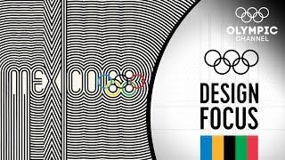 The Groundbreaking Design of Mexico 1968   Design Focus