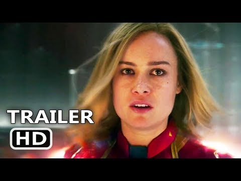 Patty Jackson: Patty TV - Captain Marvel Trailer
