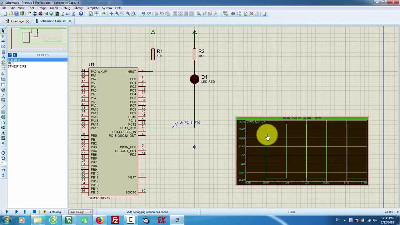 STM32F103C8 - Tạo Project và mô phỏng bằng KeilC - HỌC IT - ĐIỆN TỬ