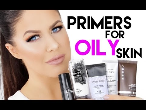The Best Primers For Oily Skin Youtube