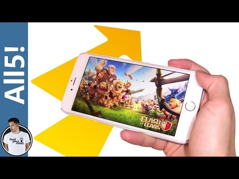 5 Top Grossing iPhone Apps Of All Time!