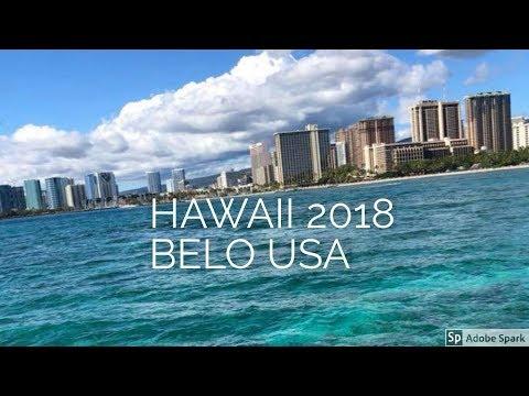 HAWAII 2018- Belo USA travel