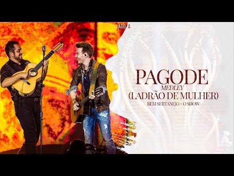 Michel Teló - Pagode / Ladrão De Mulher   DVD Bem Sertanejo