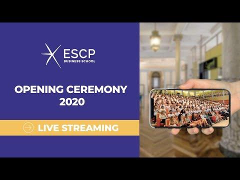 Opening Ceremony 2020 - Turin Campus