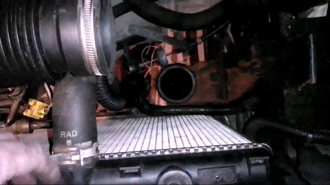 Отремонтировал тросы КПП Ситроен Ксара Пикассо - YouTube