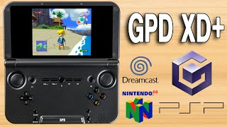 Should You Buy a GPD XD Plus? - N64/Dreamcast/PSP/GameCube/Android
