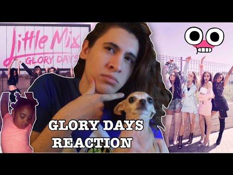 Little Mix - Glory Days Album REACTION • Gera Husseim