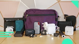 What's In My Tech Pouch   Nathan's Working From Home & EDC Tech Accessories