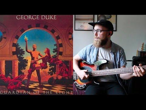 George Duke - 'Reach Out' bass playalong