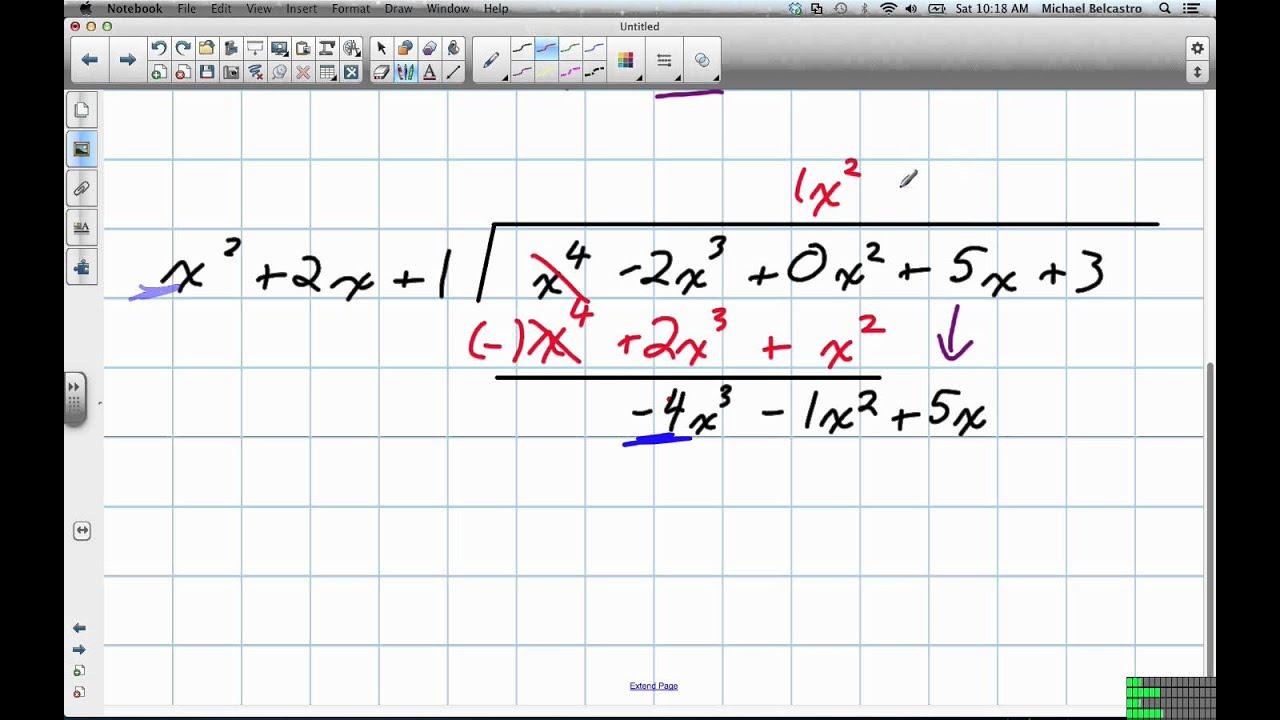 worksheet on multiplying and dividing polynomials. Black Bedroom Furniture Sets. Home Design Ideas