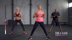 20-MINÜTIGES STRONG BY ZUMBA®DEMOVIDEO MIT INTENSIVEM CARDIO/TONING WORKOUT