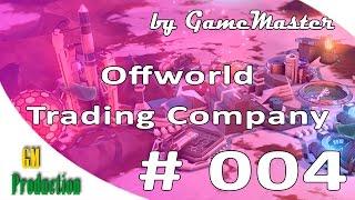 offworld Trading Company прохождение - Стратегия переработки. Перерабатывающий штаб. - Часть 4