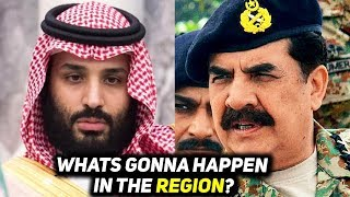 Muhammad Bin Salman Pak Visit & Raheel Sharif - Is Pakistan Emerging as a POWERFUL Player in Region?