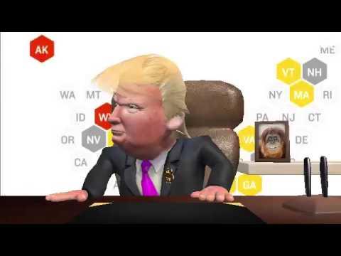 Super Tuesday Delegate Break Down Republican Presidential Primaries 3-01-2016.