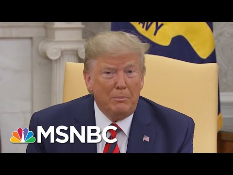 Trump Ends Chaotic Week Blasting Anonymous Whistleblower As Partisan | The 11th Hour | MSNBC