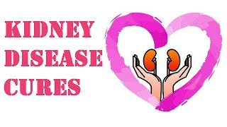 Kidney Disease Cures