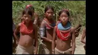 Repeat youtube video NAGALAND: Konyak-Nagas of the earlier ages.