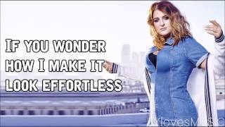 Meghan Trainor - Watch Me Do (Lyrics)