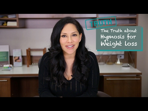 The Truth About Hypnosis for Weight Loss - YouTube