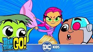 Teen Titans Go! in Italiano | Di nuovo bambini. | DC Kids
