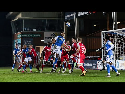 Peterborough Gillingham Goals And Highlights