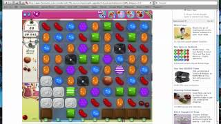 Candy Crush Saga level 85