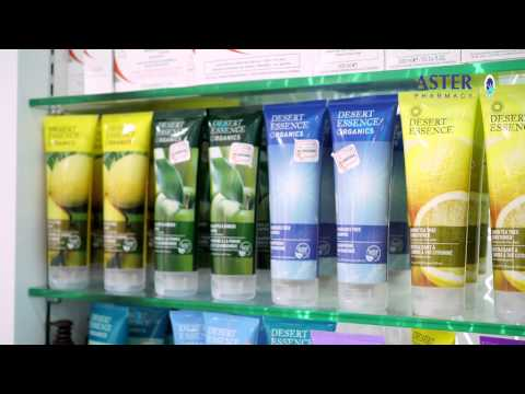 Aster Pharmacy Corporate Video