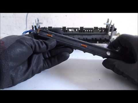 Recuperação do Fusor HP P3015