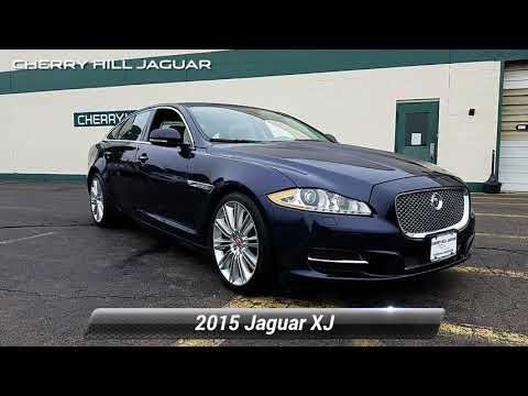 used 2015 jaguar xj xjl portfolio, cherry hill, nj p84496 - youtube