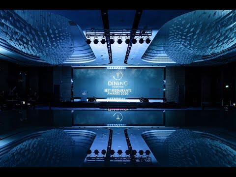 Inside The T.Dining Hong Kong Best Restaurants Awards 2020