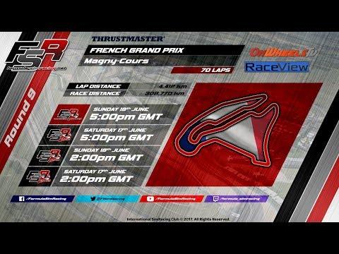 FSR 2017 Broadcasts - Thrustmaster World Championship Round 9: French Grand Prix