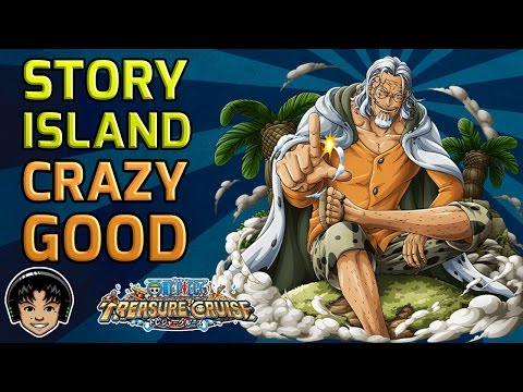 BEST EVENT! Story Mode Event Island! Farm It HARD! [One Piece Treasure Cruise]
