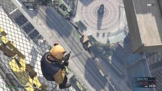 GTA 5 Deathmatch Impossible PARKOUR