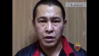 насильника-кыргыза ловили на живца. Москва, январь 2015