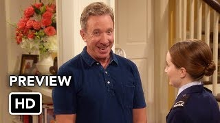 Last Man Standing Season 7 First Look (HD) Tim Allen FOX comedy series