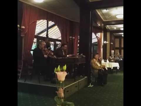 Restaurante  en budapest