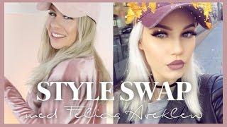 ✖ style swap ✖ med felicia aveklew i samarbete med madlady