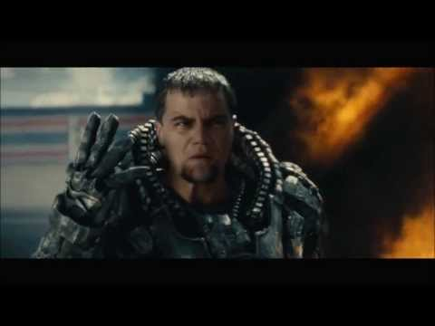 "Man of Steel - ""You think you can threaten my mother?!"""
