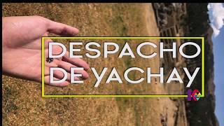 Despacho de Yachay/ Conocimiento