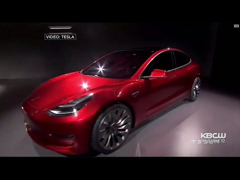 The Tesla Model 3 Has Worked To Nearly Double Bay Area EV Sales